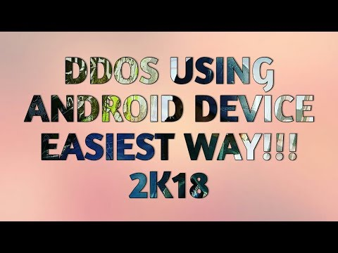 How to perform DDOS attack by using Android device (Termux) {Hacking series part 1}