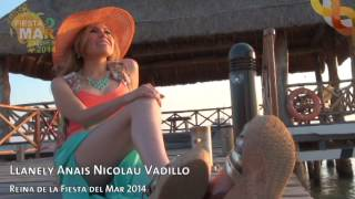 Fiesta del Mar Carmen 2014 Via Libre FM Sentimiento Latino