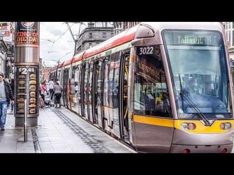 DAY 1@ DUBLIN IRELAND | CITY CENTER | AIRPORT TO HOTEL