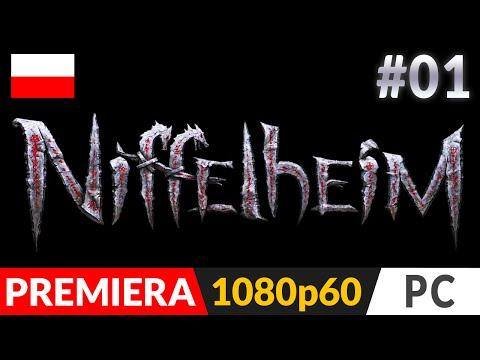 Niffelheim PL - (odc.1) #1 - 2D RPG/RTS Z Wikingami - Gameplay Po Polsku