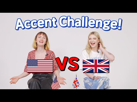 Download British and American Compare Accents For The First Time! part. 2