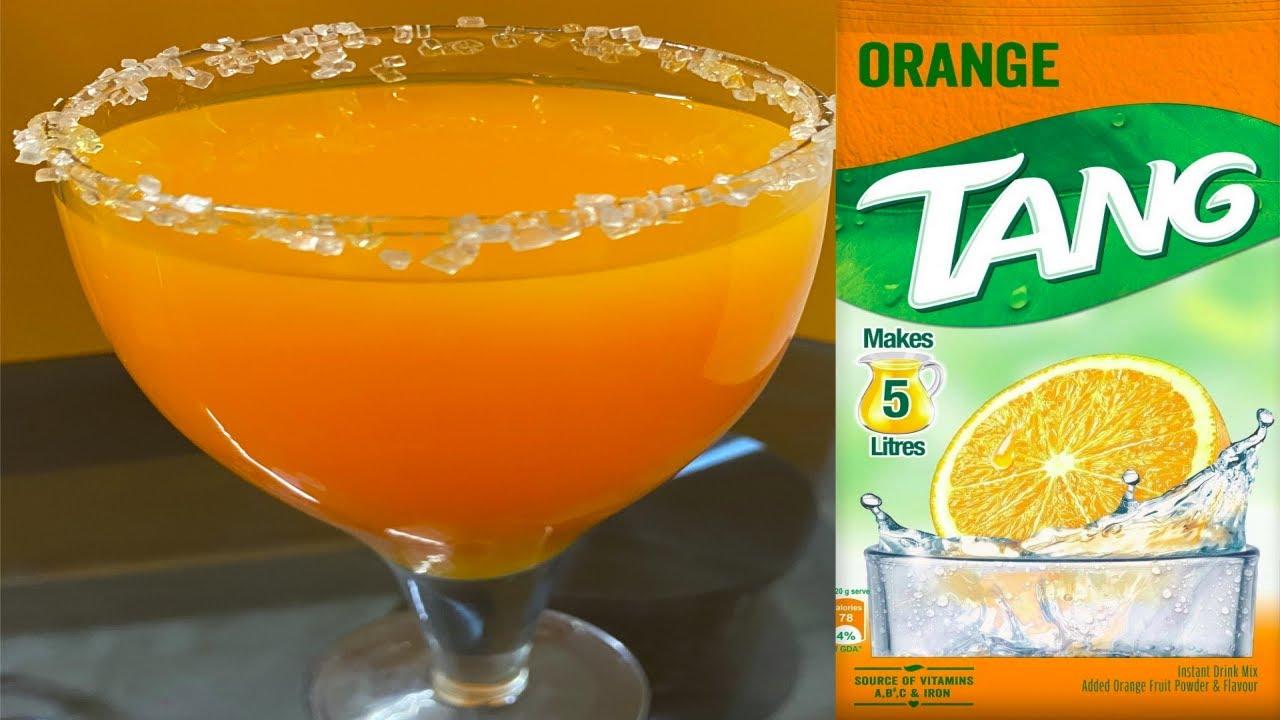Download How to make Tang Juice | Instant energy summer drink | Tang Juice Recipe | Tang orange juice