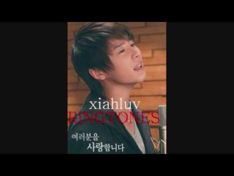 [ringtone&DL] Xiah Junsu - I Even Loved The Sorrow (pt1)