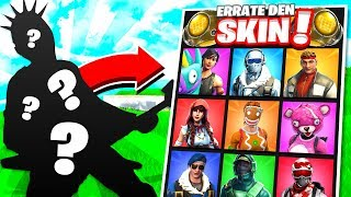 'NOUVEAU' ERRATE THE SKIN à Fortnite!