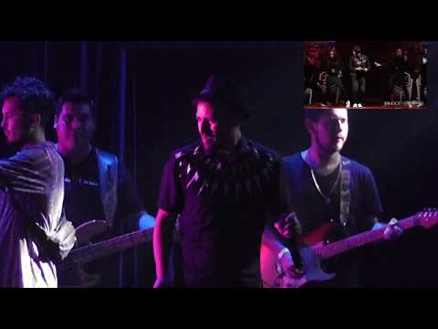 Justin Timberlake Tribute Band Chile Filthy   Impersonator - Like I Love You + My Love (live)