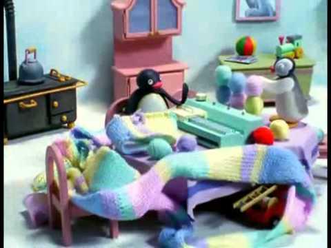 121 Pingu and the Knitting Machine.avi