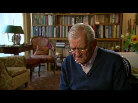 Greek Poet Titos Patrikios Reads 'Molyvos'