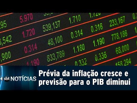 Mercado de trabalho para de crescer e previsão para a economia preocupa | SBT Notícias (21/07/18)