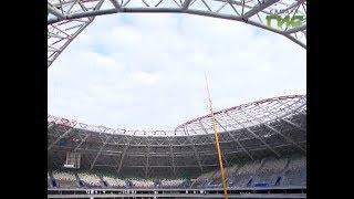 """Строительство стадиона """"Самара Арена"""" планируют завершить к началу апреля"""
