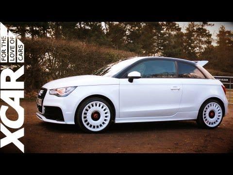 Audi A1 Quattro: The S1's super-rare predecessor - XCAR