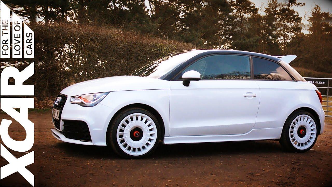 Audi A1 Quattro The S1 S Super Rare Predecessor Xcar