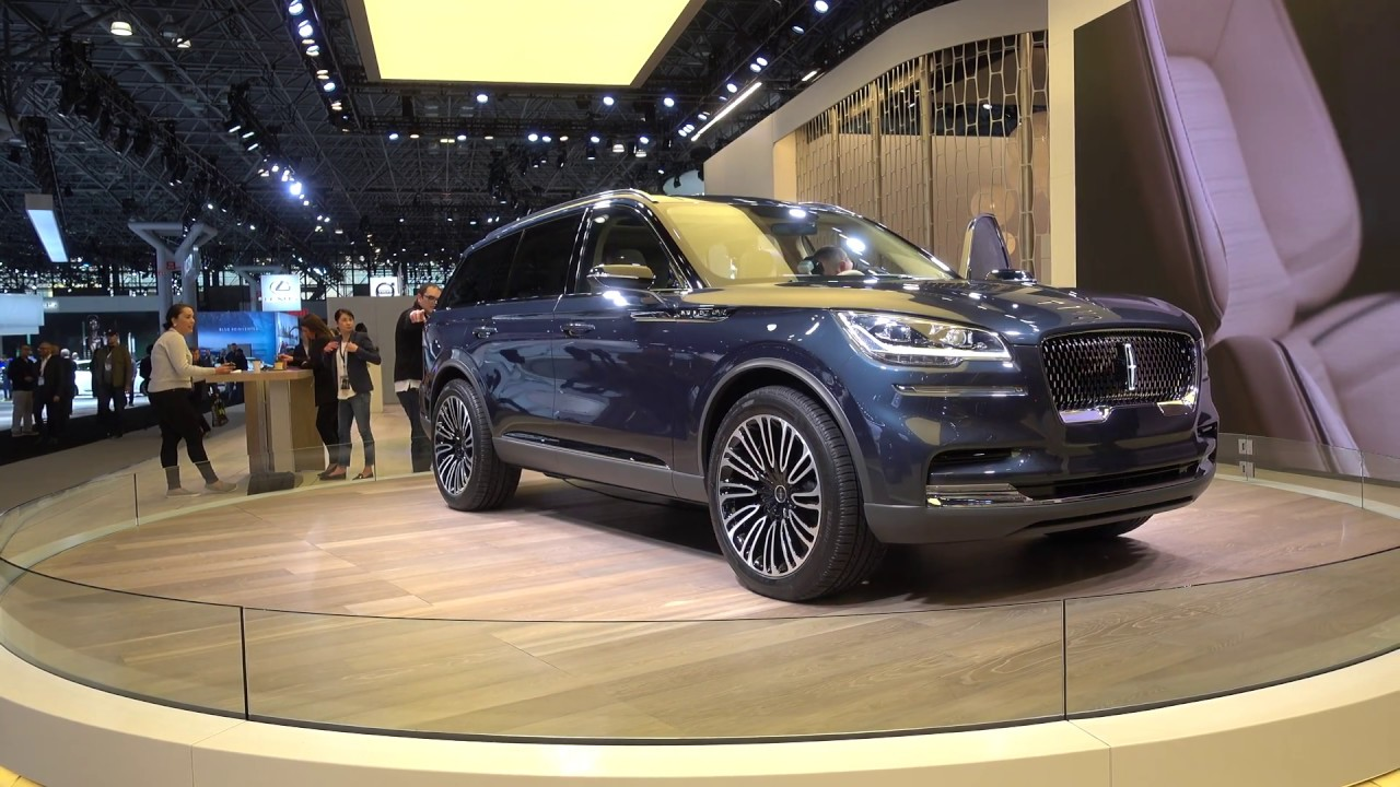 Tasca Ford Cranston >> 2020 Lincoln Aviator Coming To Tasca Ford Cranston Rhode Island 4k 360 Video