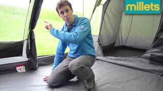 Eurohike Buttermere 800 Tent