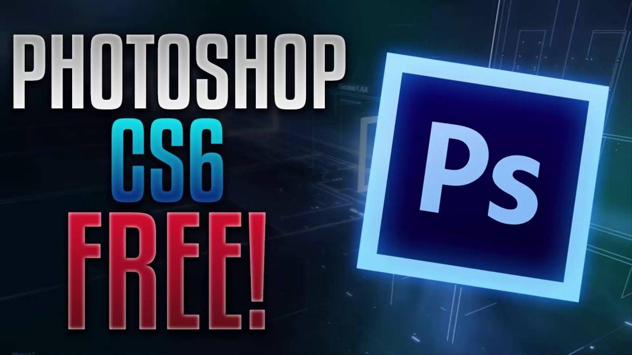 adobe photoshop cs6 full free