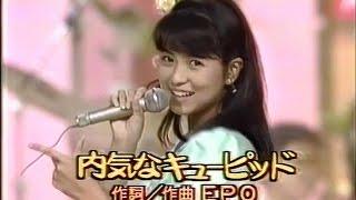 作詞・作曲:EPO 編曲:清水信之 1987 5.15.