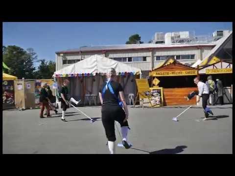 Dance Kaleidoscope @ NFF 2017 Rapper Sword Dance