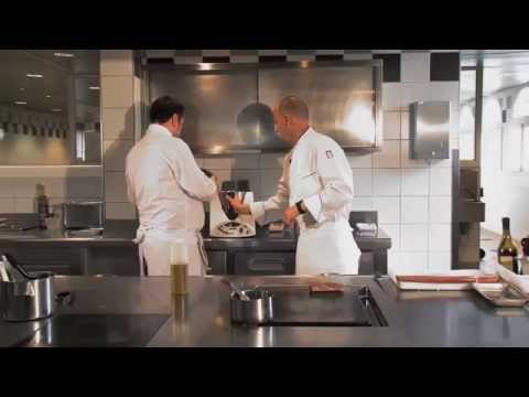 "Cuisine Culture™ Presents 3 Star Michelin Chef ""Arnaud Lallement"", France"
