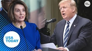 President Trump, Pelosi and Schumer go to war on investigation into Trump