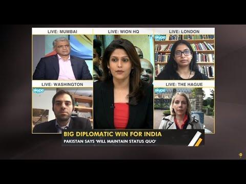 WION Gravitas: India scores diplomatic win in Kulbhushan Jhadav case