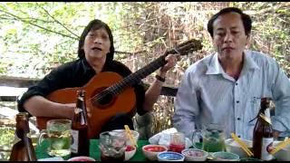 Nhạc sỹ Lê Hoàng Bửu về thăm chiến khu xưa tại huyện Trần Văn Thời 02/2012