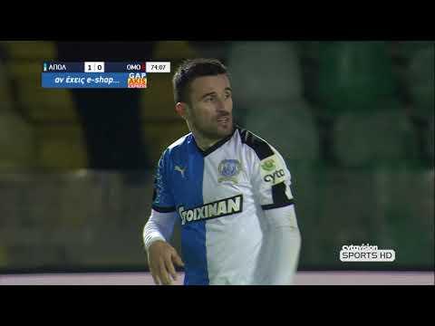 Apollon Omonia Goals And Highlights