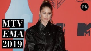 PRESENTING AT THE MTV EMA + MY ALL TIME FAVORITE MUSIC VIDEOS • DOUTZEN DIARIES