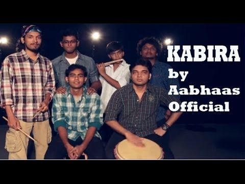 Kabira Cover Song from Yeh Jawani Hai Deewani - Aabhaas Official (2013)
