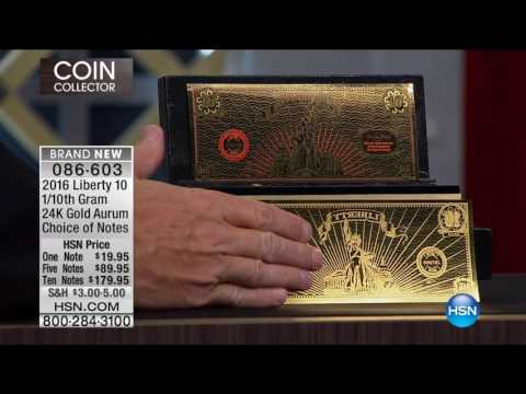 HSN | Coin Collector 09.03.2016 - 01 AM