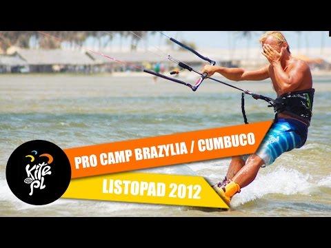 """Łukasz """"Książe"""" Ceran Pro Camp Brazylia / listopad 2012"""