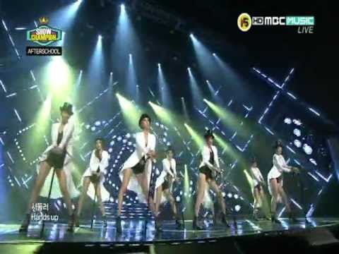 120626 MBC MUSIC Show Champion AFTER SCHOOL - Rip Off + FlashBack