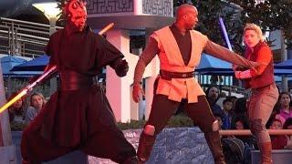 【DLR60】Jedi Training: Trials of the Temple【カリフォルニアディズニー】