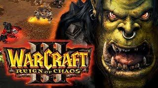 Warcraft III - Kampania Orków - TRZEBA BRONIĆ BESTII KODO ⚔️ eXtra klasyka ⚔️ - Na żywo