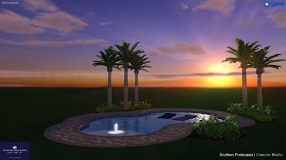fairhope daphne spanish fort orange beach al swimming pools inground pools pool designs pools