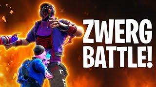 ZWERGEN BATTLE um 100€! 🧝🏻♀️ | Fortnite: Battle Royale