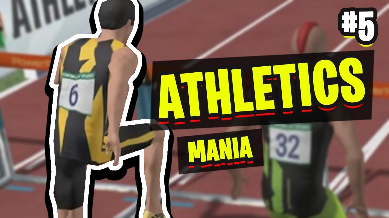 Download Athletics Mania - Max Level