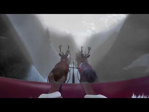 Santa Claus Santa sleigh ride