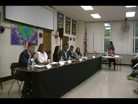 West Hempstead 2018 School Board Candidate's forum part 1 of 2
