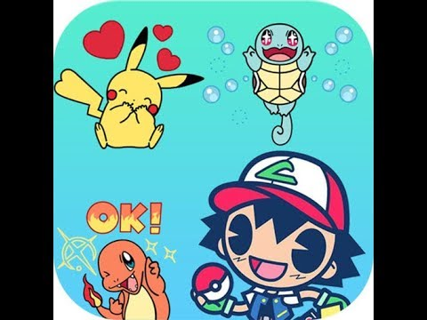 Pokemon Go WhatsApp Stickers for Android || Whatsapp Stickers