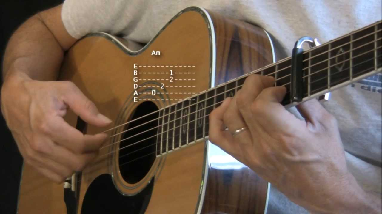 """Safe and sound"""" by taylor swift easy guitar tutorial [chords."""