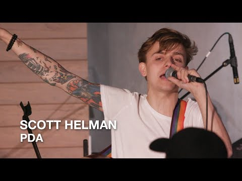 Scott Helman | PDA | Playlist Live 2018