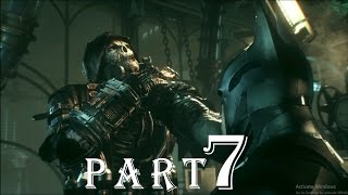 Batman Arkham Knight Part 7 : REBIRTH OF THE JOKER gameplay