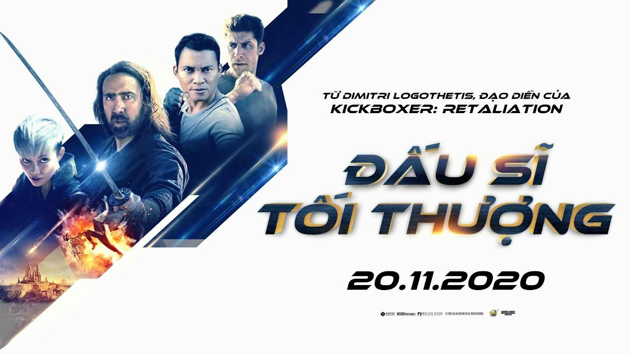 Đấu Sĩ Tối Thượng - Jiu Jitsu 2020   Thông tin - Lịch chiếu   CGV