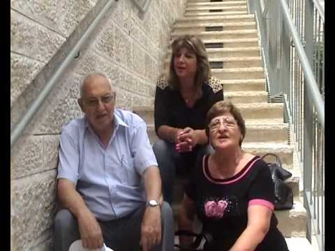 Ladino : Entrevista kon Famiya de Pesah