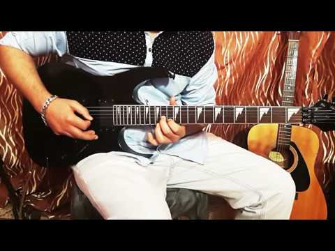 Aahat (Season 4) Serial Intro Music Theme Remixed Cover On Guitar by Rahul Rawat