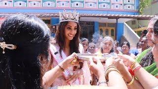 Miss India 2018: Anukreethy Vas Homecoming