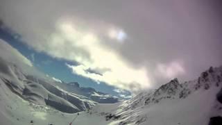 Le Glacier du Grand Sablat l
