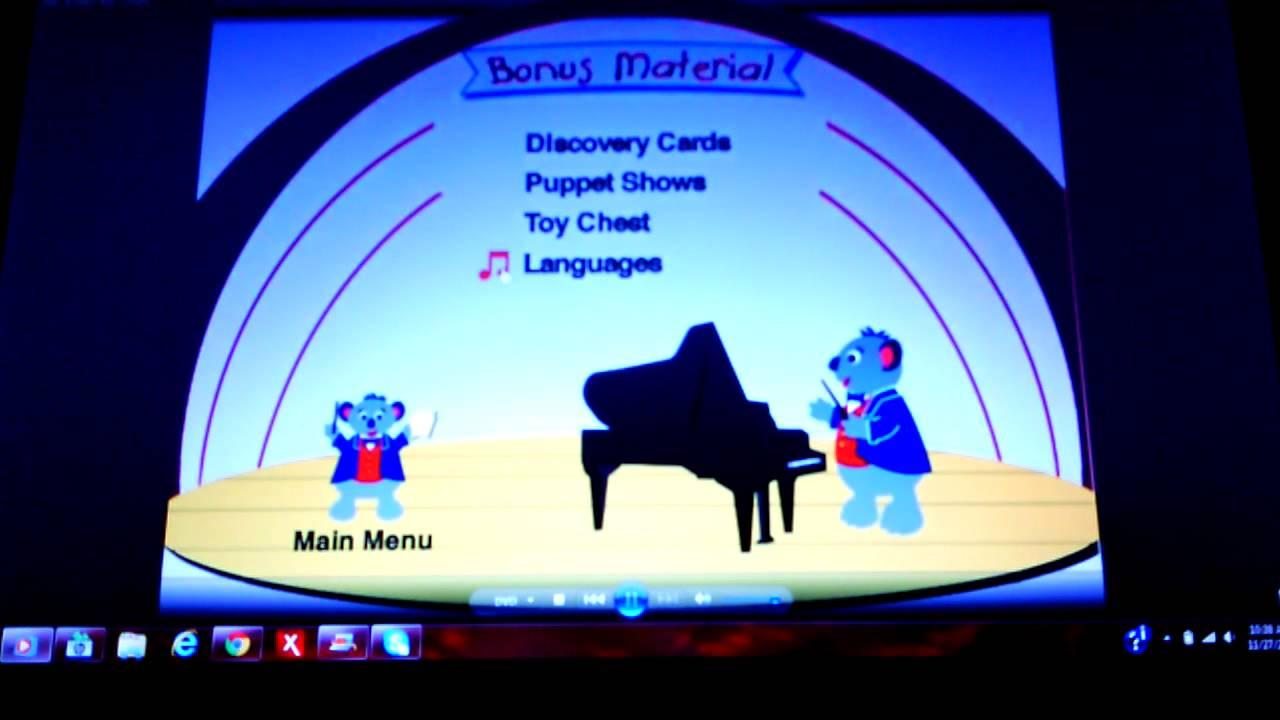 Baby einstein mozart songs
