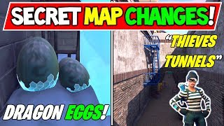 "LA CARTE SECRÈTE FORTNITE ' NEW' CHANGE ! - ""DRAGON EGG - THIEVES GUILD"" - Fortnite Storyline (Saison 7)"