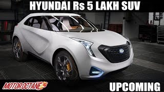 Hyundai Rs 5 Lakh Suv Hindi Motoroctane Youtube