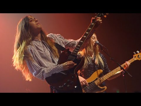 Haim - Little of Your Love – Live in Oakland